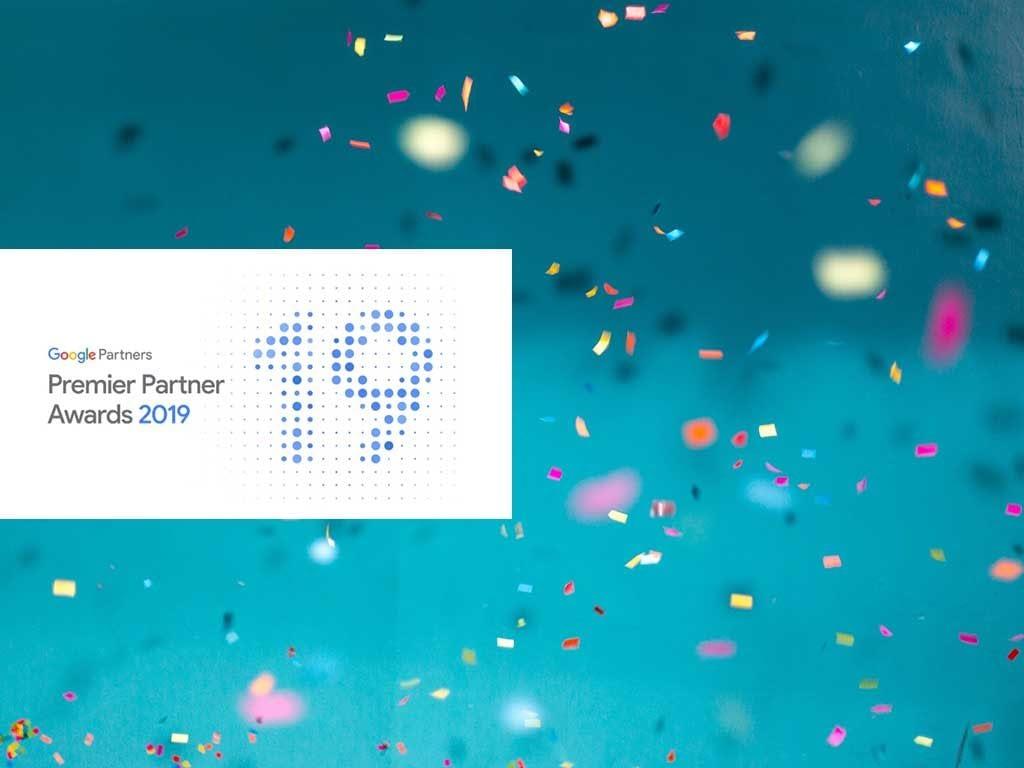 Google Premier Partner Awards 2019 - Finalist