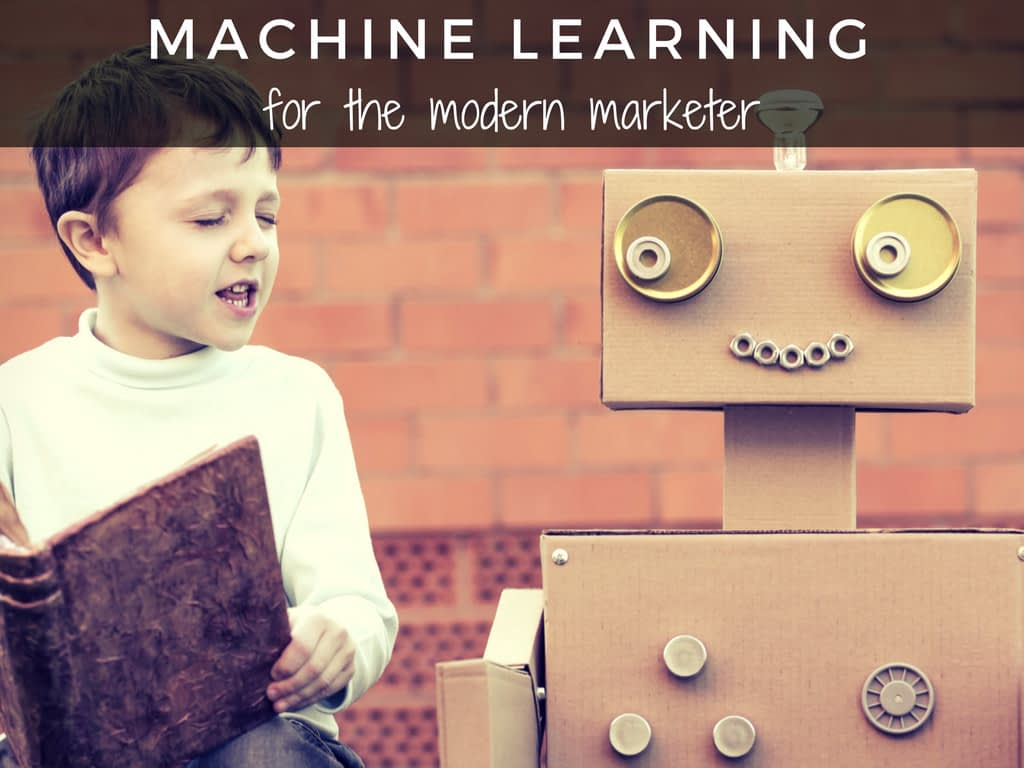 Machine Learning in Marketing