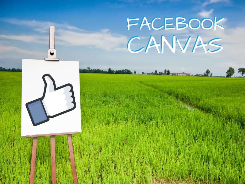 Facebook Canvas is Here!