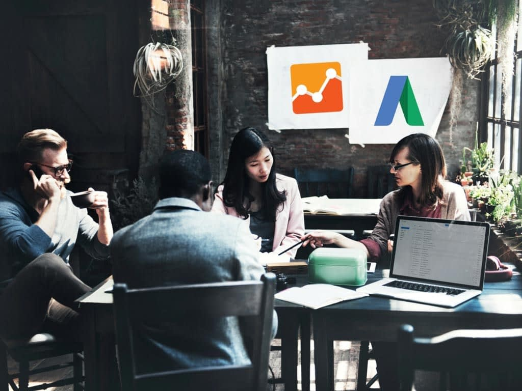 Google Analytics vs Google AdWords data