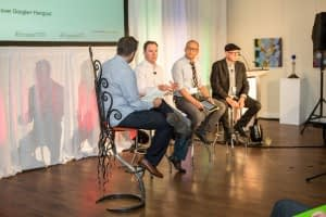 Google Engage Calgary discussion panel