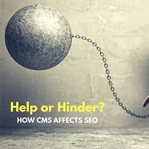 How CMS Affects SEO