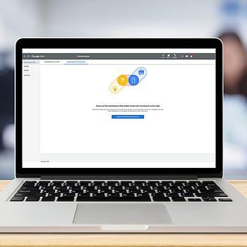 Google Conversion Action Set Setup