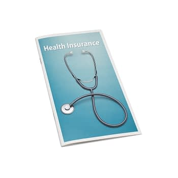 Insurance pamphlet